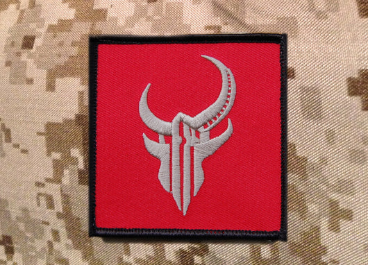 NSWDG Red Squadron Team Patch