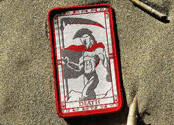 DEATH Tarot Card - MPBM Exclusive