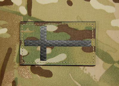 Infrared Multicam IR Denmark Flag Patch