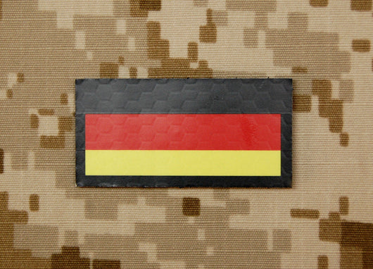 Mini IR German Flag Patch