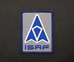 Ace Combat Independent State Allied Forces ISAF Embroidered Patch