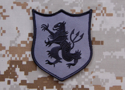 'Mas Grey' NSWDG Gold Squadron patch