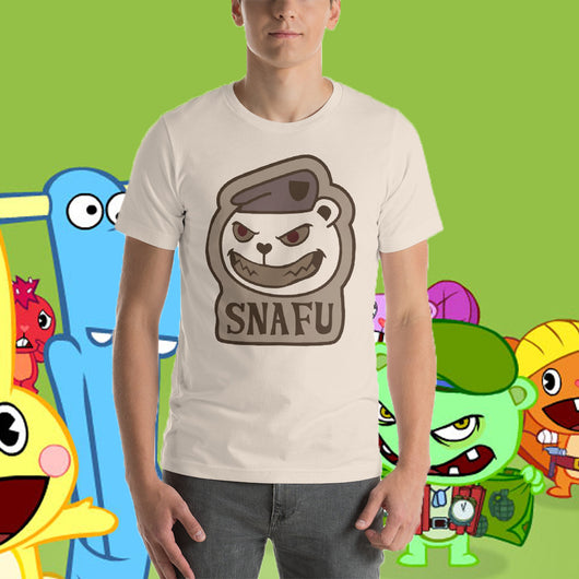 SNAFU Short-Sleeve Unisex T-Shirt