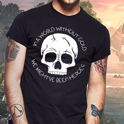 Black Beards Quote T-shirt