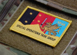 Australian Special Forces SOTG Task Force 66 Patch