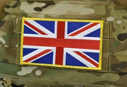 Large UK Flag Patch 5