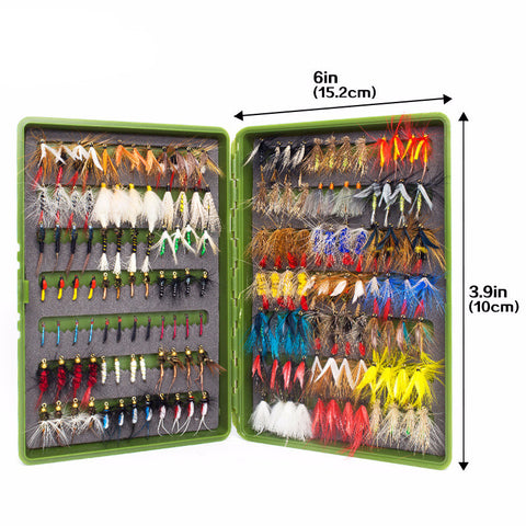 fishing Lures 168pcs in box for carp trout- www.jhodaj.com