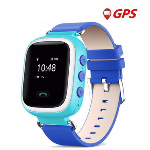 GPS Q60 Smart Watch SOS Call Location Finder Locator Device Tracker for Kids Safe Anti Lost Monitor- www.jhodaj.com