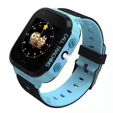 Children GPS Touch Screen Smart Watch Outdoor GPS Tracker SOS Monitoring Positioning Watch- www.jhodaj.com