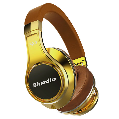 Bluetooth headphone Patented 8 Drivers/3D Sound/Aluminum alloy/HiFi wireless Over-Ear headphone- www.jhodaj.com