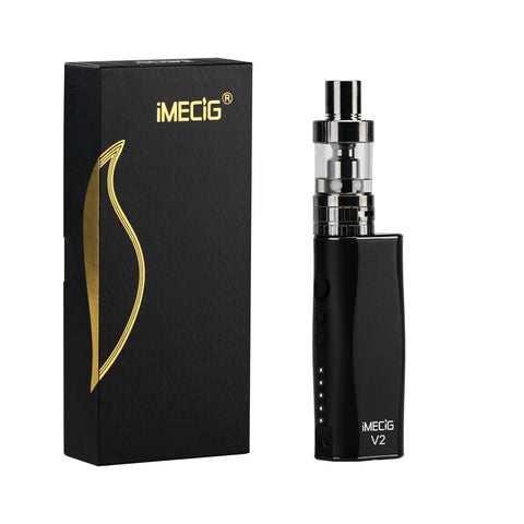 IMECIG® 50W Powerful E Cigarette V2 Vape Mod Box Kit- www.jhodaj.com