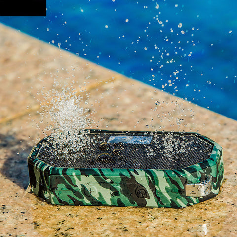 Waterproof Outdoor Wireless Bluetooth Speaker- www.jhodaj.com