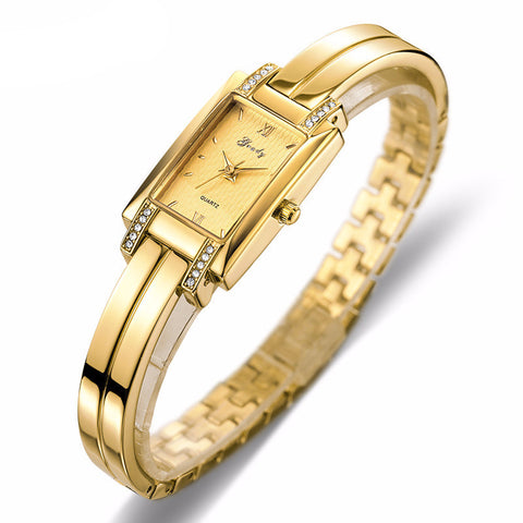 GRADY 18k Gold-plated women watches 3atm waterproof ladies Quartz Watch- www.jhodaj.com