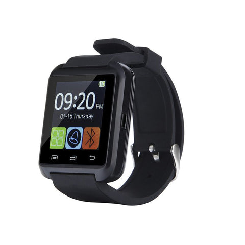 Bluetooth Smart Watch U8 WristWatch digital sport watches for IOS & Android- www.jhodaj.com