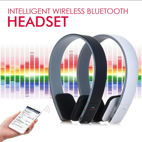 Wireless Bluetooth Headset Handsfree with Intelligent Voice Navigation for phone Tablet- www.jhodaj.com