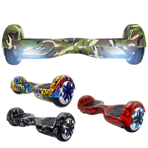 Hoverboard Electric self balancing Smart Scooter wheel unicycle Standing hover board- www.jhodaj.com