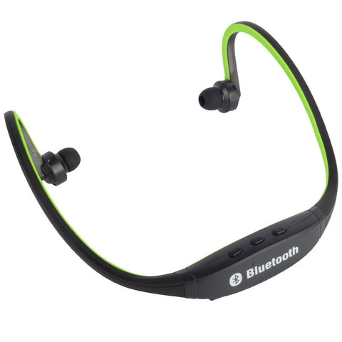 Sport Headphone Wireless Earphone With Microphone Auriculares For Smartphone PC- www.jhodaj.com