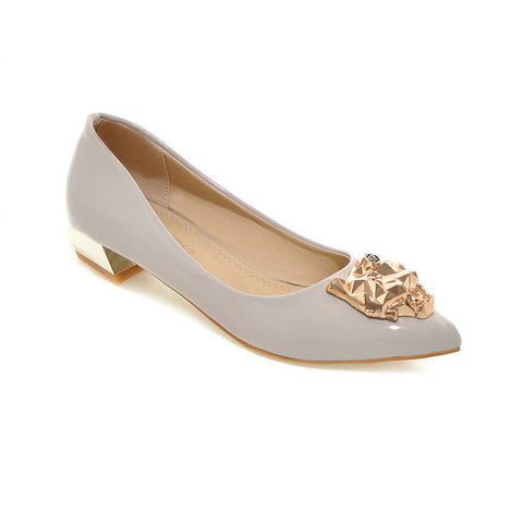 Low Heel Summer Women Pumps- www.jhodaj.com