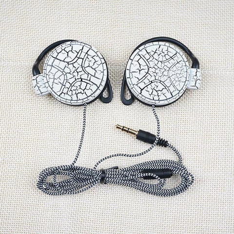 Universal Earphone EarHook For MP3 Player Computer Mobile phone Headset clear voice Nylon line- www.jhodaj.com