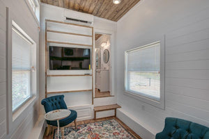"324-sqft ""Journey"" Tiny House by Alabama Tiny Homes"