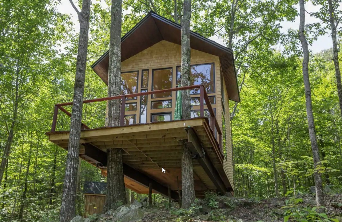 10 Tiny Houses in New Hampshire You Can Rent on Airbnb in 2021!