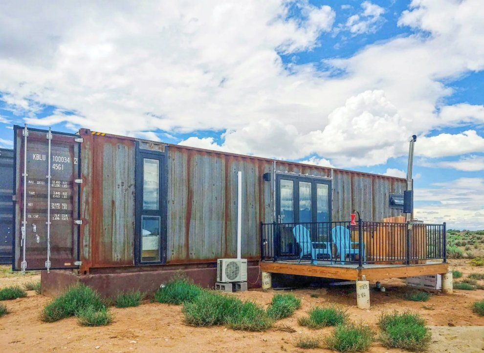 10 Tiny Houses in New Mexico You Can Rent on Airbnb in 2021!