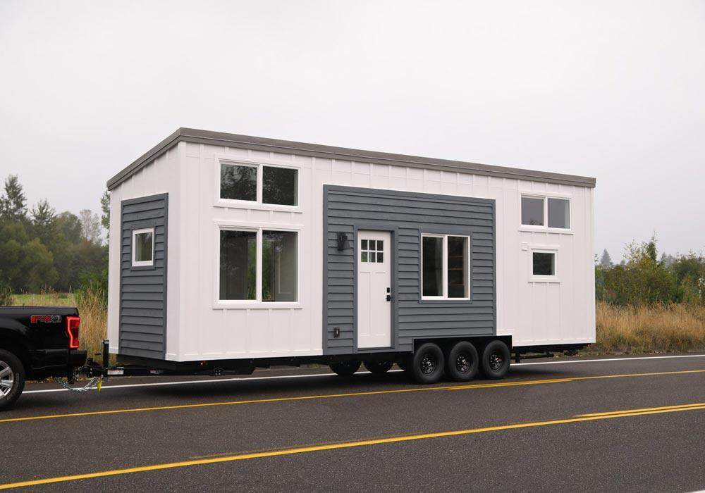 "31' ""Legacy"" Tiny House on Wheels by Handcrafted Movement"