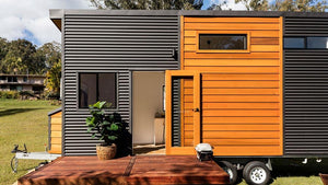 "7.2m ""Coogee 7.2"" Tiny Home on Wheels by Aussie Tiny Houses"