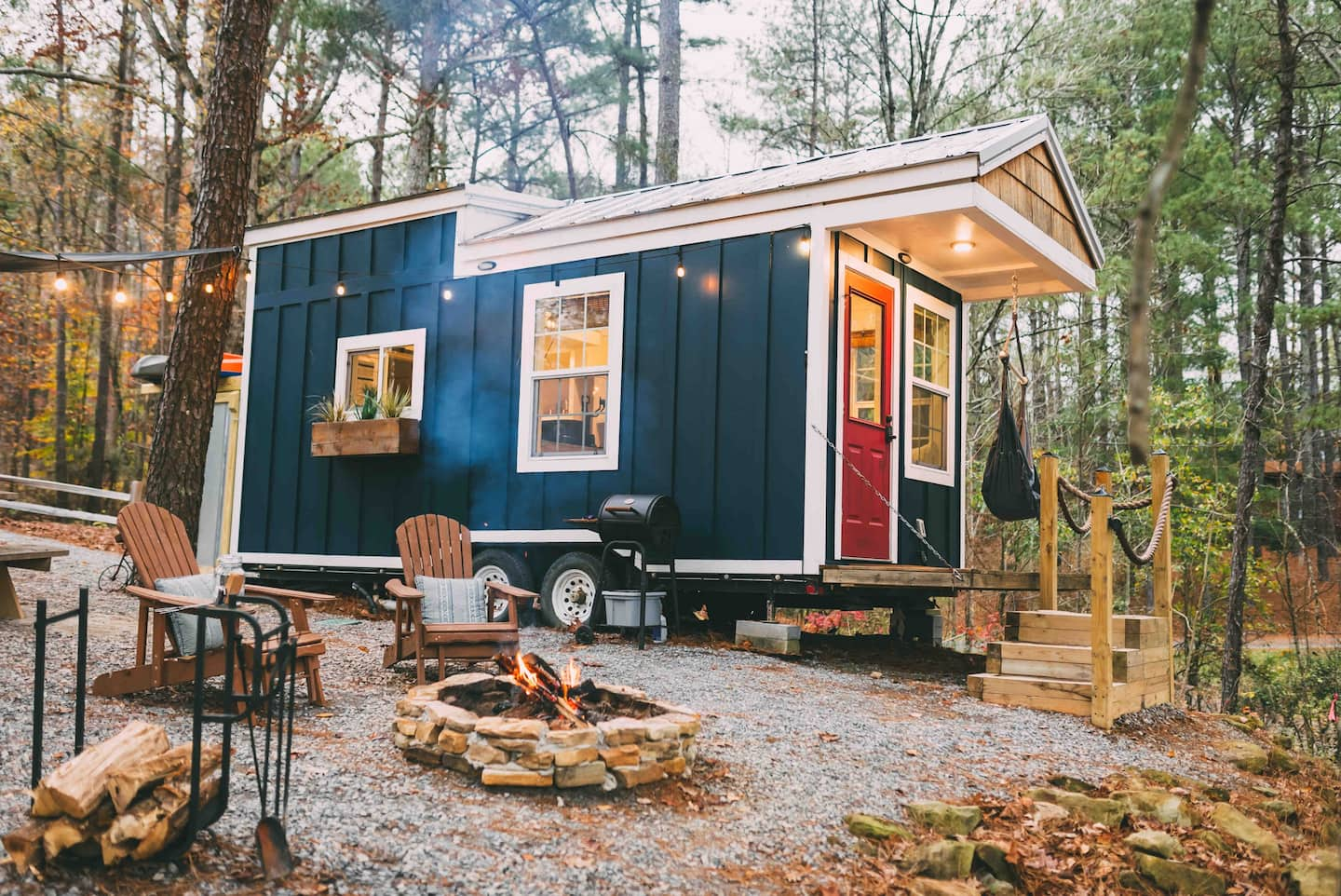 15 Tiny Houses in Alabama You Can Rent on Airbnb!