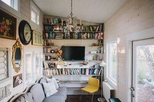 306-sqft Scandinavian-Style Tiny House in Portland, Oregon