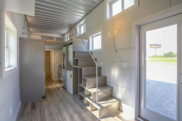 40 Empty Nester Container Home By Custom Container Living Dream