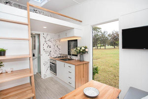 "16' ""Adventure Series 4800SL"" Tiny House on Wheels by Designer Eco Homes"