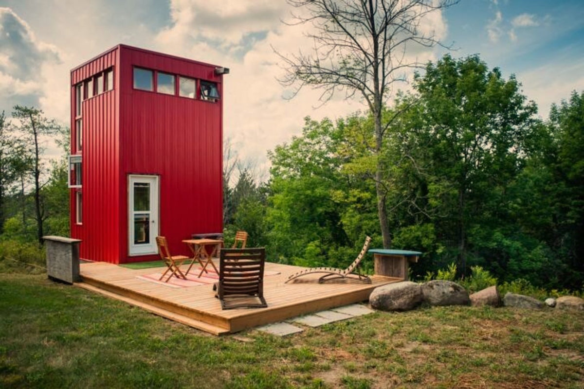 50 Tiny Houses You Can Rent On Airbnb In 2020 Dream Big Live