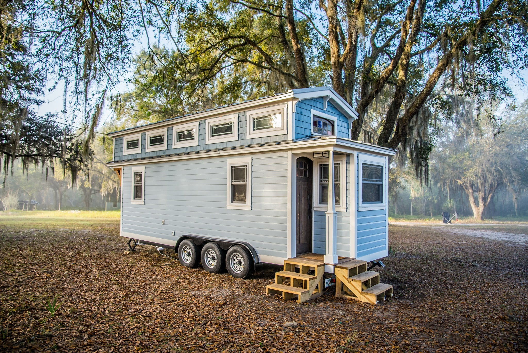 Why We Decided To Go Tinytiffany The Tiny Home Dream Big Live