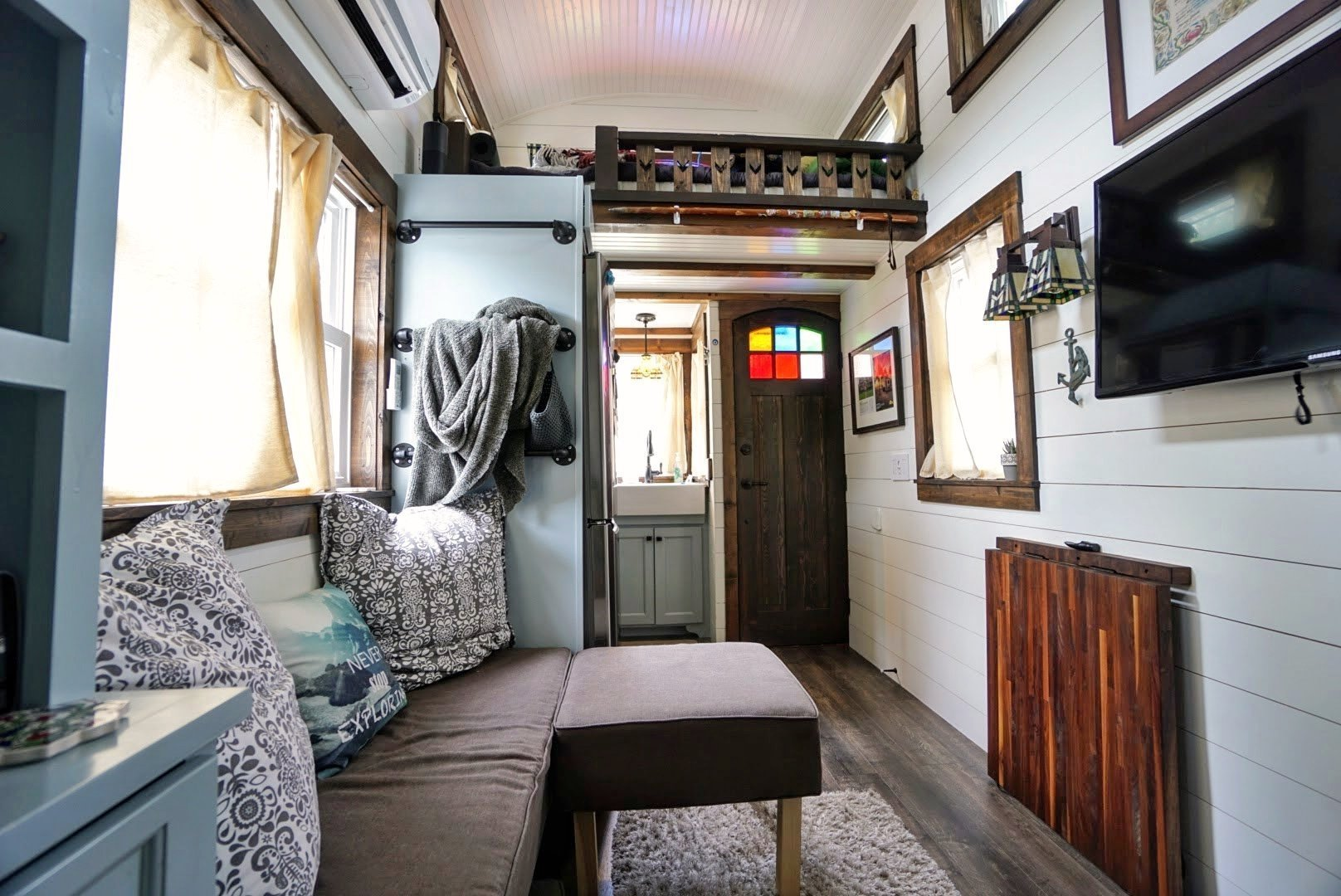 Best tips & tricks for saving space in a tiny home? - #AskTheDreamTeam