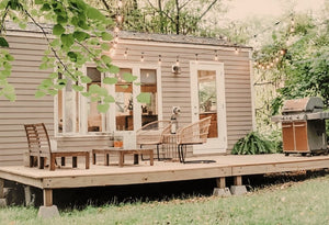 What did you need to set your tiny home up for long term parking? - #AskTheDreamTeam