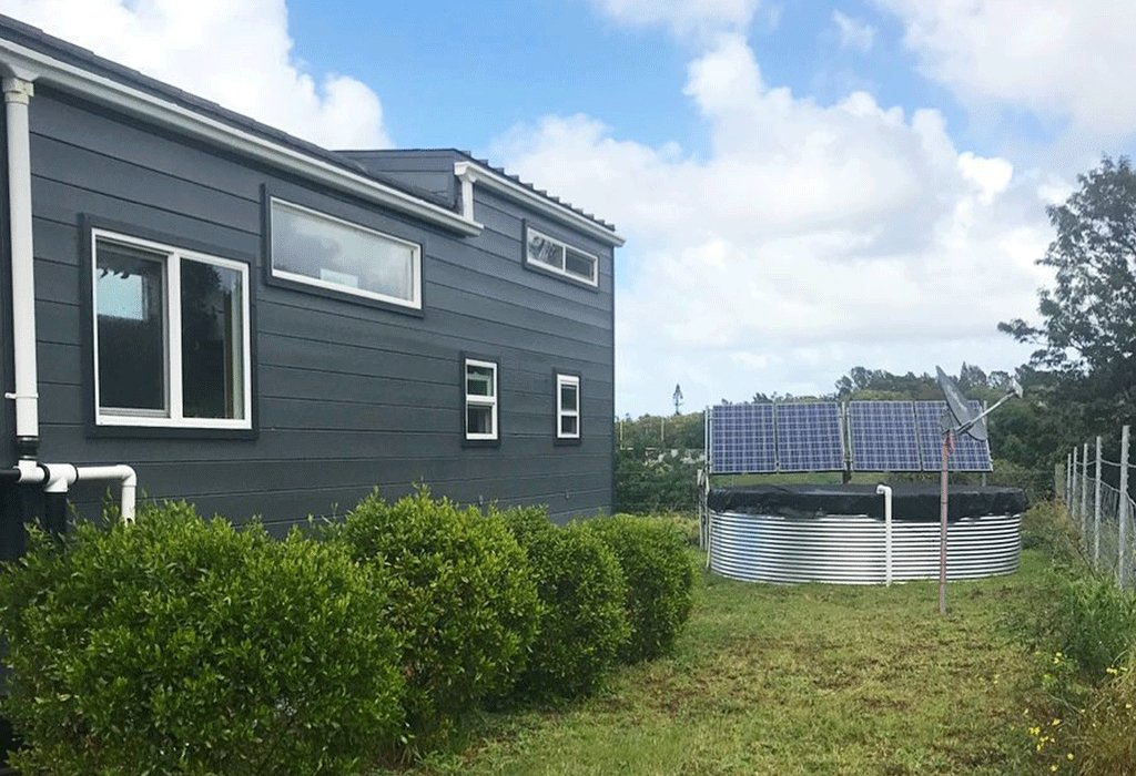 Thoughts on solar power for your tiny house? Why or why not did you install them? - #AskTheDreamTeam