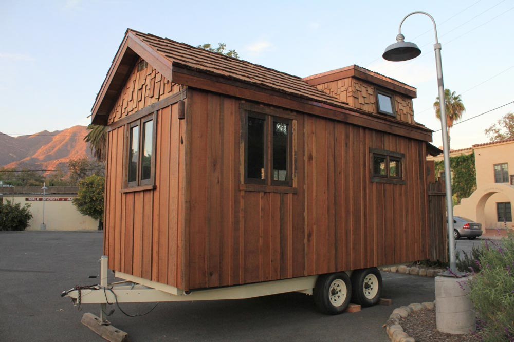 The 20' Prototype Build Tiny House on Wheels by Humble + Handcraft