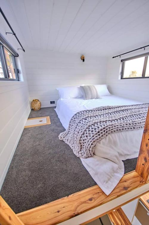 "6m ""Little Sojourner"" Tiny Home on Wheels by Häuslein Tiny House Co"