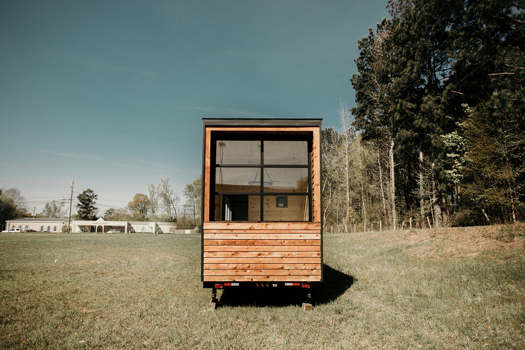 "28' ""Nora"" Tiny House on Wheels GIVEAWAY by Lamon Luther"