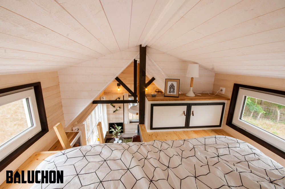 Tiny House La Boheme by Tiny House Baluchon in France