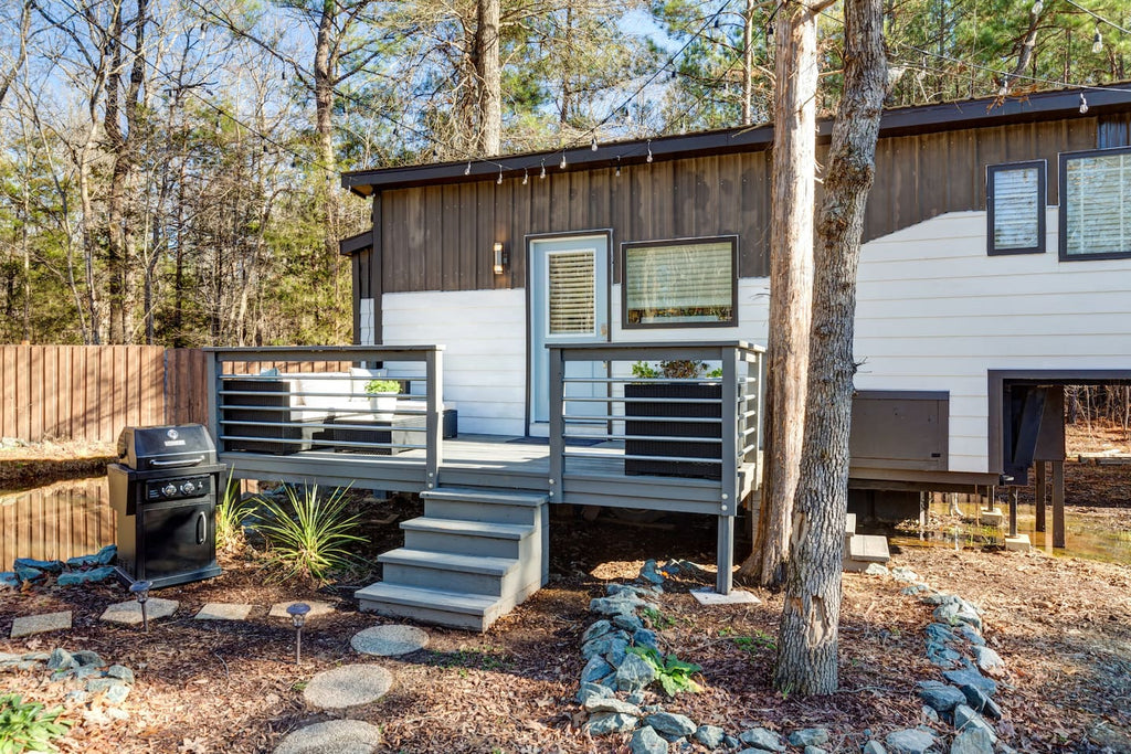 26 Tiny Houses in North Carolina You Can Rent on Airbnb in 2020!