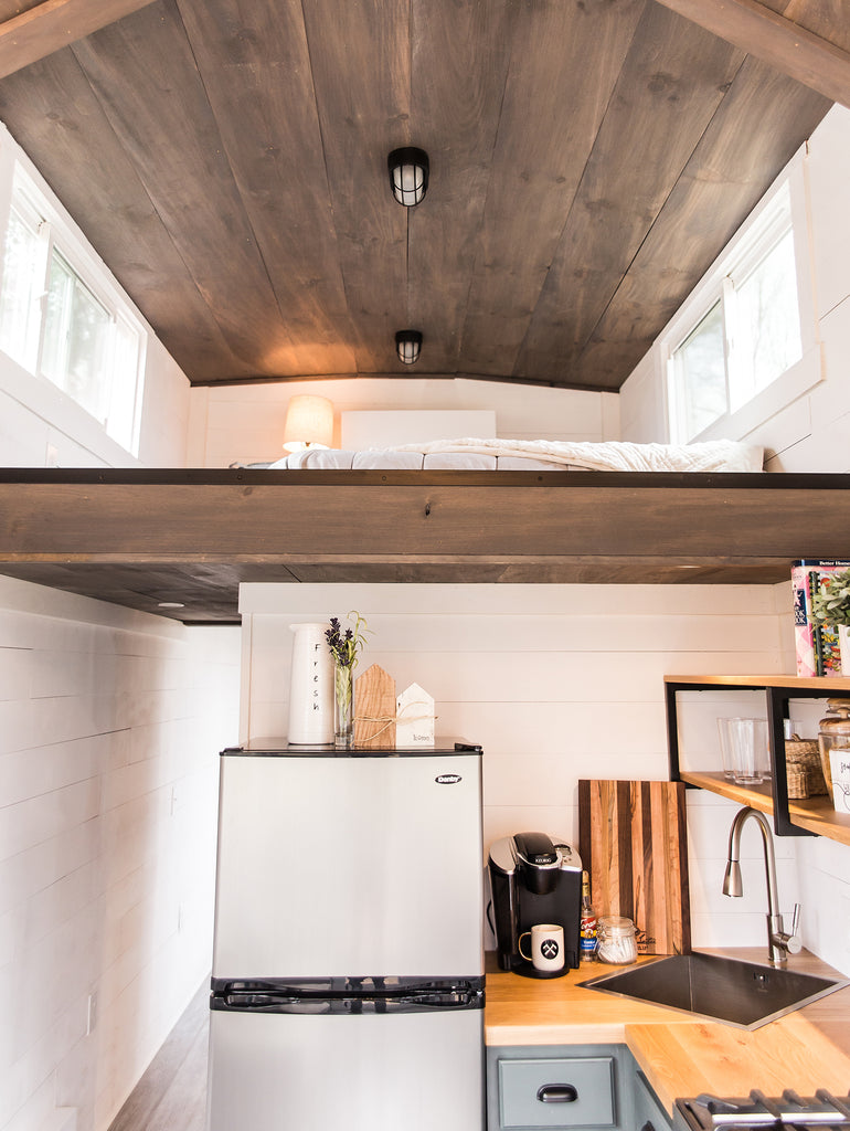 "28' ""Norma Jean 2.0"" Tiny House GIVEAWAY by Lamon Luther"