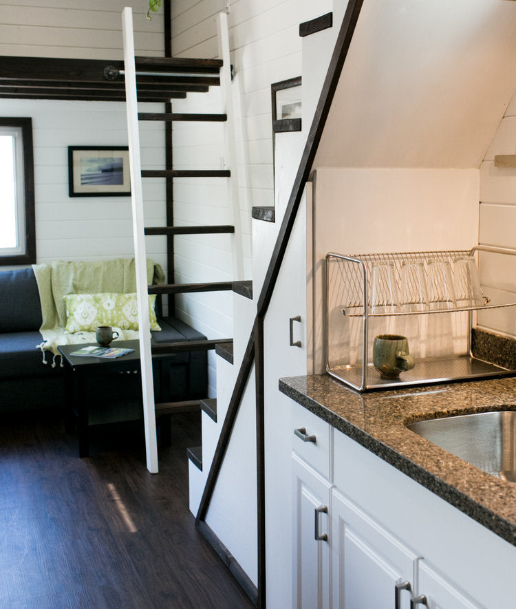 26 Ft Tiny House on Wheels by Big Freedom Tiny Homes in Washington