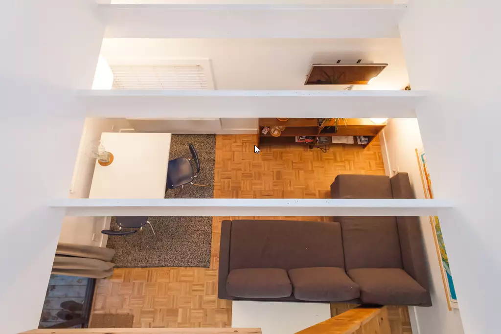 East Vancouver Tiny House Loft for rent on Airbnb