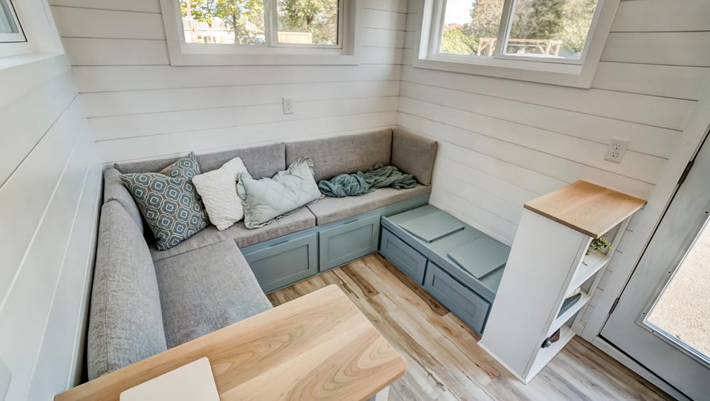 "24' ""Ocracoke"" Tiny House on Wheels by Modern Tiny Living"