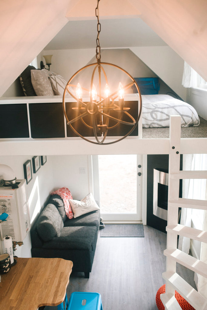 "280-sqft ""Esk'et Sqlelten"" Tiny House on Wheels For Rent on Airbnb"