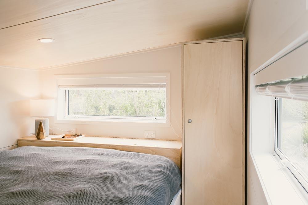 "8m ""Archer"" Tiny House on Wheels by New Zealand-based BuildTiny"
