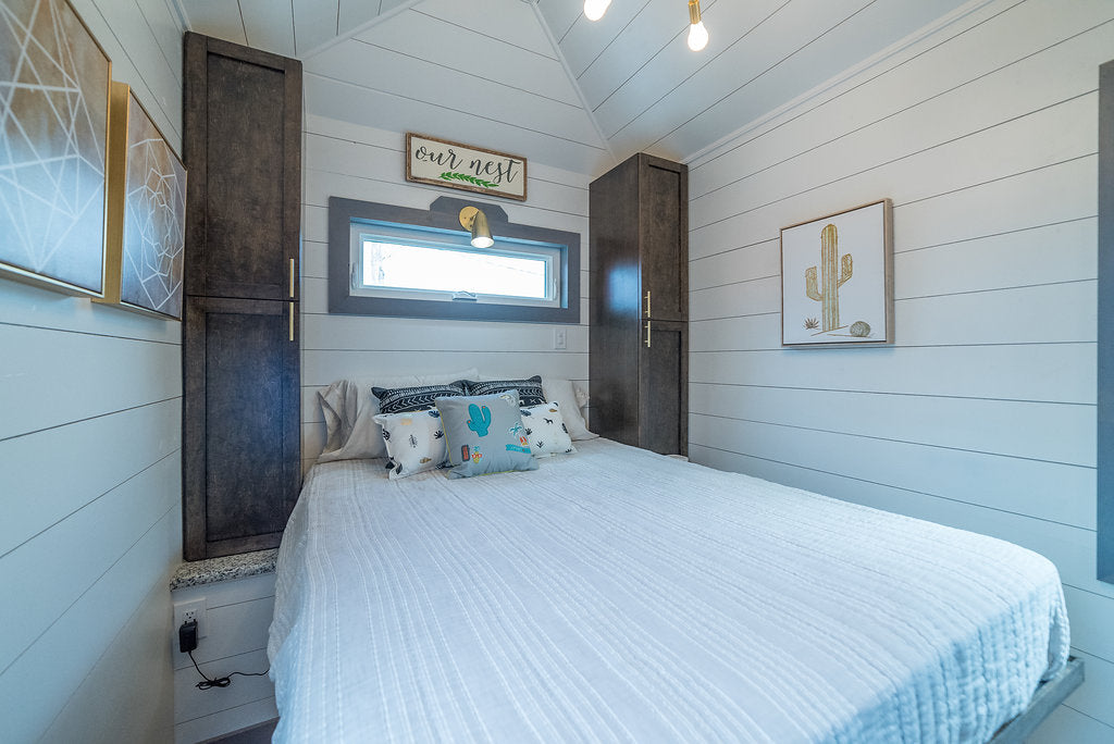Henderson Tiny House on Wheels by Movable Roots in Melbourne, Florida