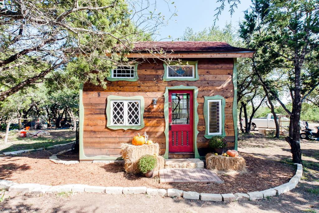 Robin Hood's Hideout—A Magical, Storybook Cottage in the Texas Hill Country